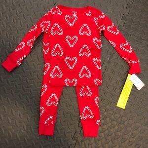 🆕List! Carter's Snug Fitting 2 piece Pajama (NWT)
